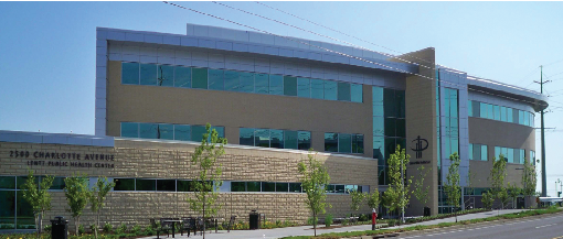 New Public Health Center To Celebrate Grand Opening With Ribbon Cutting Thenews Nashville Community Newspapers
