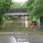small flooding