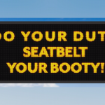 TDOT will place the winning messages to run on its overhead dynamic messages signs statewide throughout the year.                 -photo from Tennessee Department of Transportation