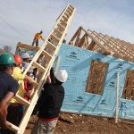 Habitat of Greater Nashville builds homes in four counties: Davidson, Wilson, Dickson and Cheatham.