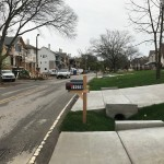 Warfield Drive is one area in Nashville that has seen plenty of single and two family developments go up but zero sidewalks.         - photo submitted