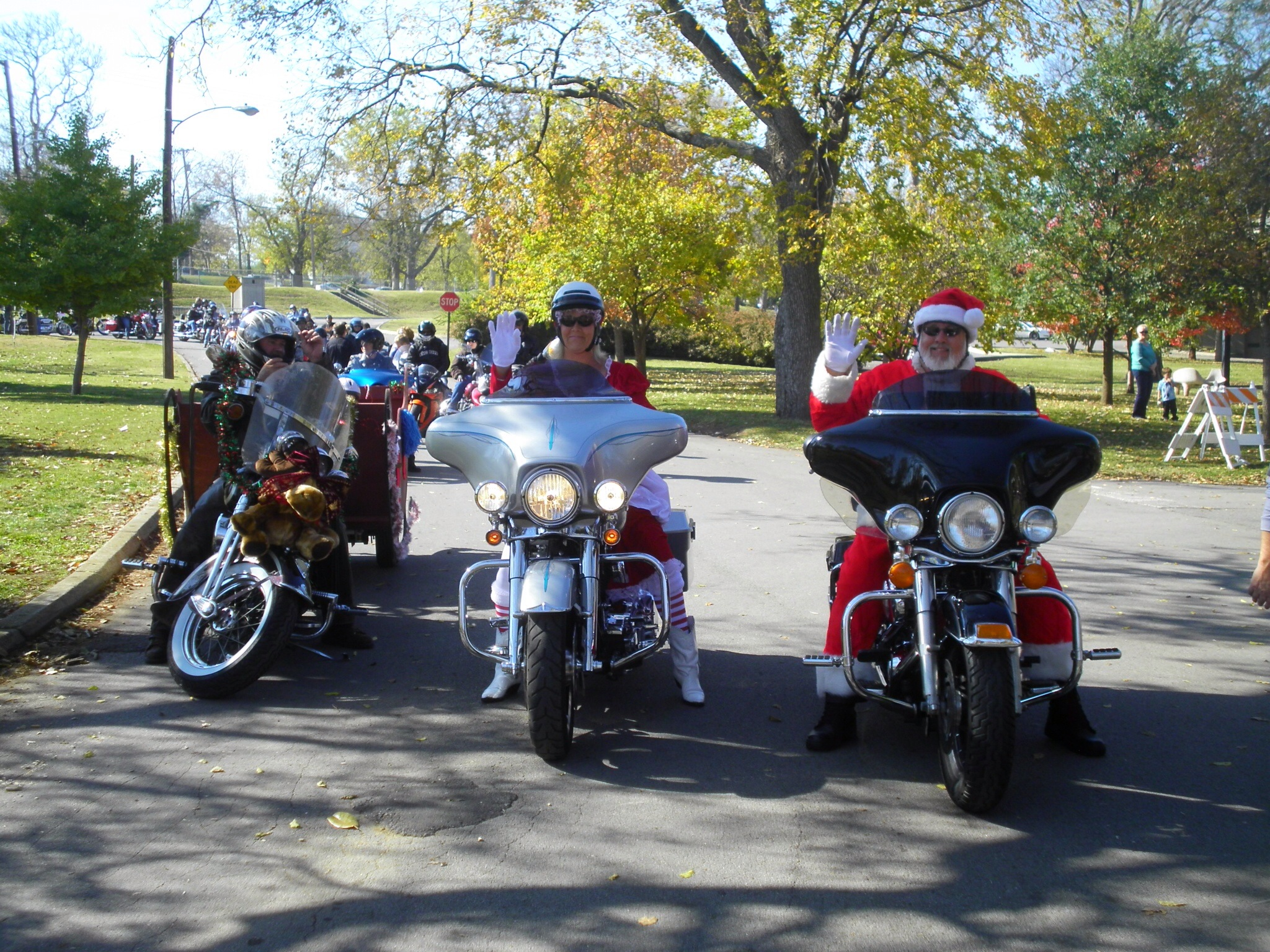 An estimated 50,000 to 80,000 people are expected to line the streets at this year's Nashville Christmas Parade.    - photos submitted