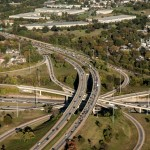 Interstate I-440 was completed in 1987 to address a trucking industry boom. - photo courtesy of TDOT