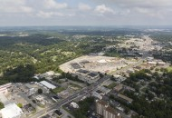 The proposed Madison Town Center will be a mixed-used development in Madison.                - photo by Aerial Innovations of TN, Inc