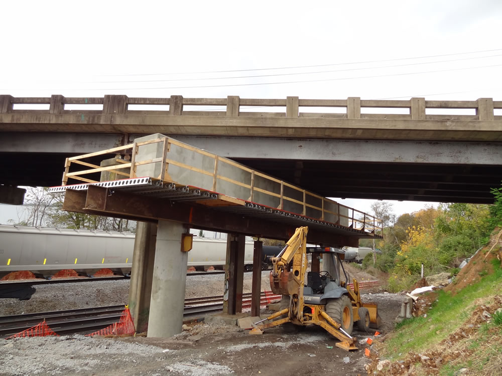 Foster Avenue Bridge replacement project under way | TheNews